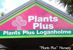 Plants Plus Nursery