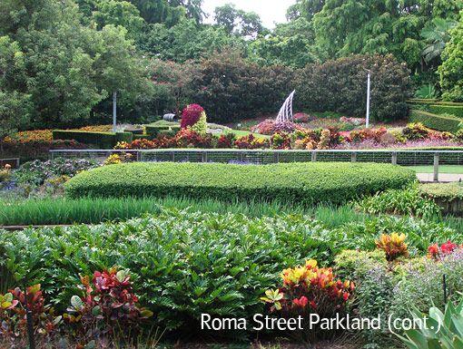 Roma Street Parkland (cont.)