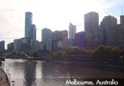 ต้นไม้ใน Melbourne, Australia